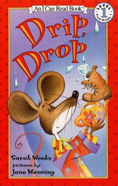 Drip, Drop By Weeks, Sarah/ Manning, Jane/ Manning, Jane (ILT)